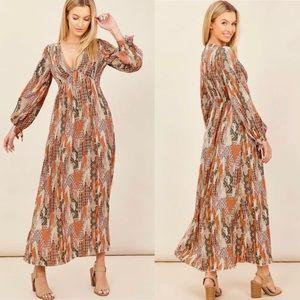 🆕NEW!🛍 Prairie Fest Maxi Dress